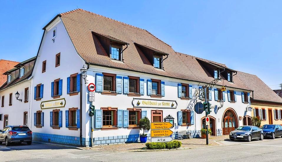 Herzlich willkommen im Hotel-Gasthaus Krone!