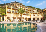 Parc Hotel Cristina in Limone sul Garda, Außenansicht
