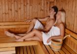 The Florence Hills Resort & SPA, Sauna