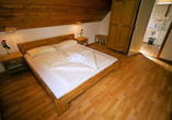 Beispiel eines Schlafzimmers im Ferienwohnpark Silbersee