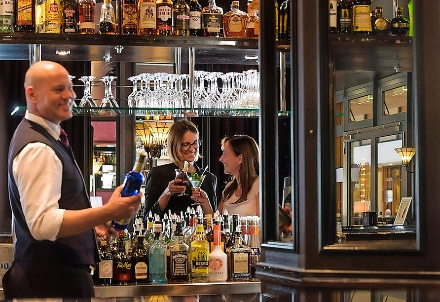 Maritim Hotel Dresden, Bar