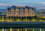 Maritim Hotel Dresden, Außenansicht