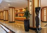 Maritim Hotel Dresden, Rezeption