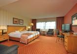 Maritim Hotel Dresden, Zimmerbeispiel Classic