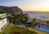 Ihr Hotel bietet Ihnen eine einzigartige Aussicht auf das Meer.
