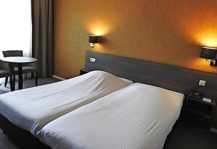 Zimmerbeispiel im Hotel Golden Tulip Ampt van Nijkerk