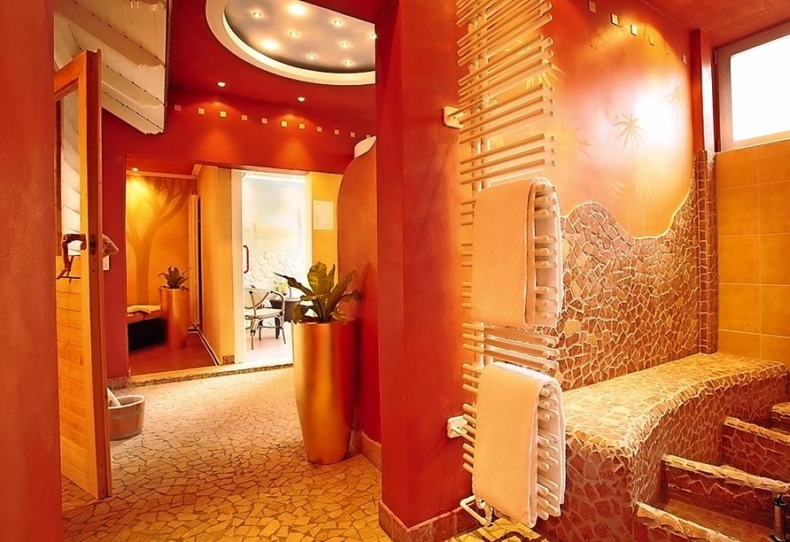 Freuen Sie sich auf eine erholsame Auszeit im Kurhotel Hochsauerland 2010.