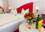 Zimmerbeispiel im Hotel Hochsauerland 2010