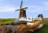 DCS Amethyst, Niederlande