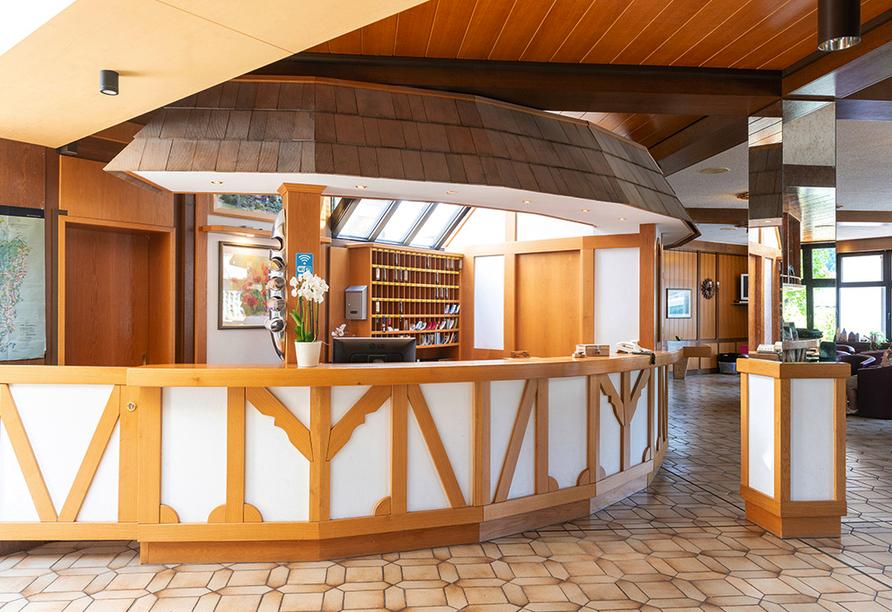 Herzlich willkommen im Kurgarten-Hotel in Wolfach!
