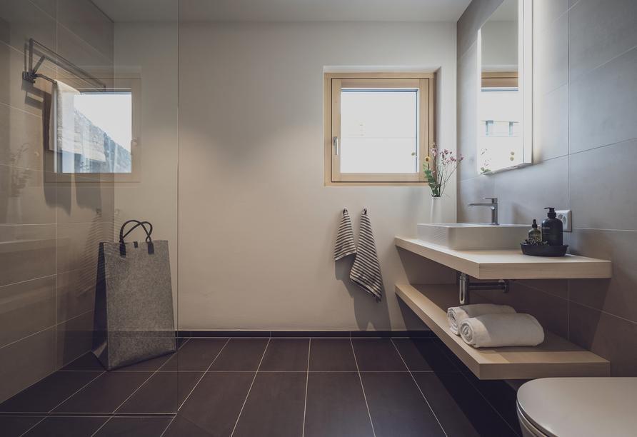 Parsenn Resort Davos Schweiz, Badezimmer