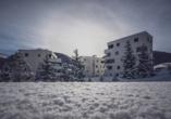 Parsenn Resort Davos Schweiz, Außenansicht