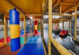 Der große Indoor-Spielplatz Spuki's Abenteuerland.