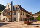 Herzlich willkommen zu Ihrem erholsamen Urlaub im Hotel Therme Bad Teinach!