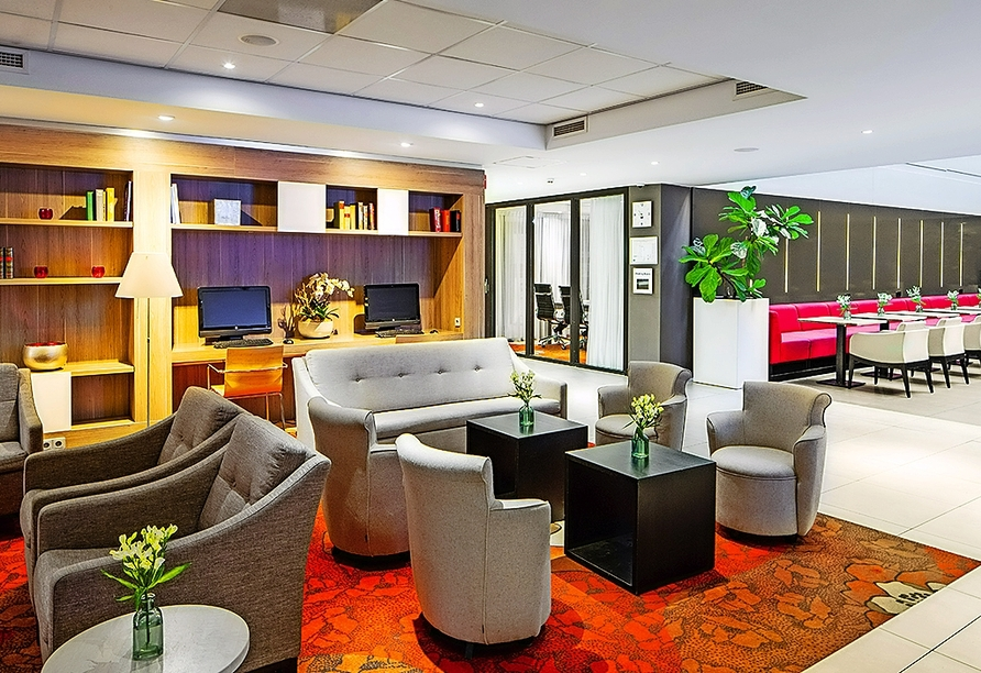 Herzlich willkommen im Holiday Inn Express The Hague – Parliament!