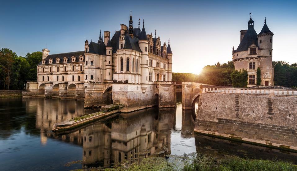 Das Chateau de Chenonceau wird Sie begeistern.