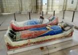 In der Abtei von Fontevraud haben Richard Löwenherz und Eleonore von Aquitanien ihre letzte Ruhestätte gefunden.