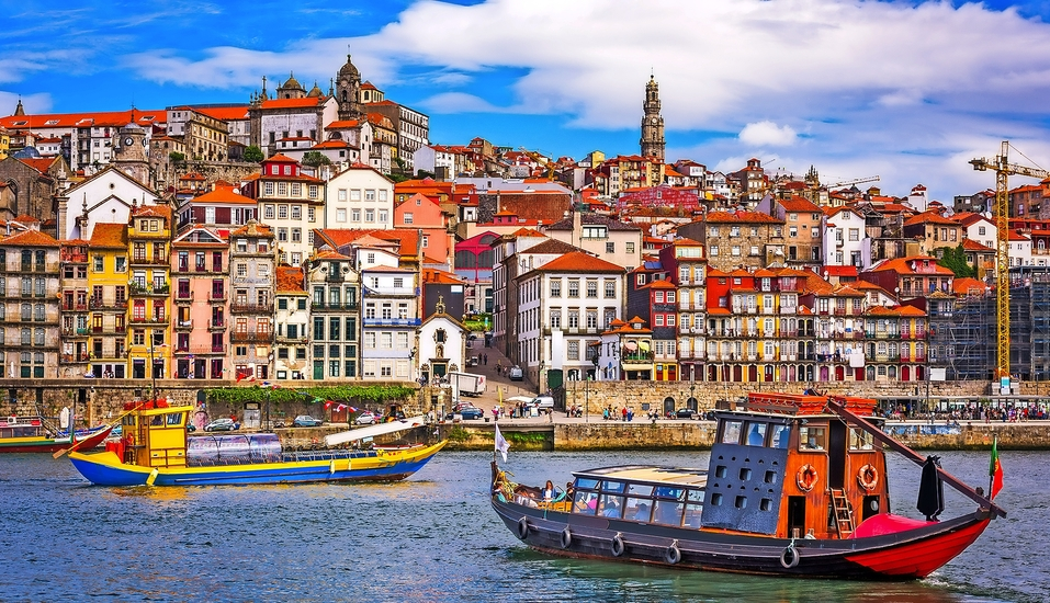 MS Magellan, Porto Skyline