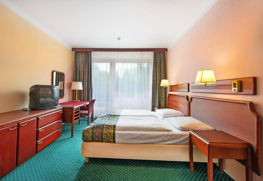 Hotel Krakonos in Marienbad, Tschechien, Zimmerbeispiel