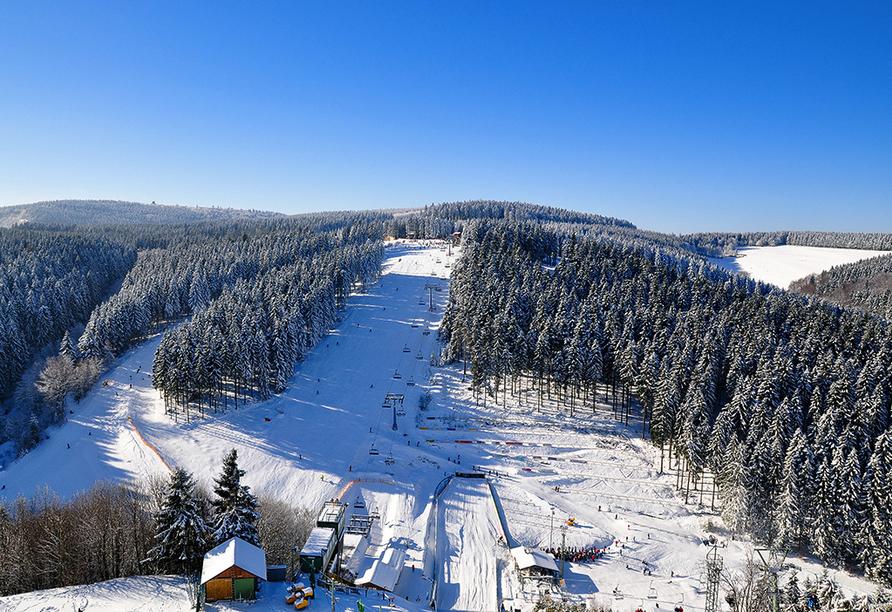 Sporthotel zum Hohen Eimberg in Willingen, Winterberg
