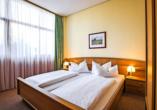 AktiVital Hotel in Bad Griesbach im Bayerischen Bäderdreieck, Beispiel Doppelzimmer Weinzierl