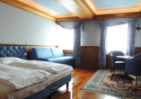 Grand Hotel Astoria, Zimmer