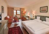 Hotel Reschenhof in Mils, Tirol, Österreich, Zimmerbeispiel