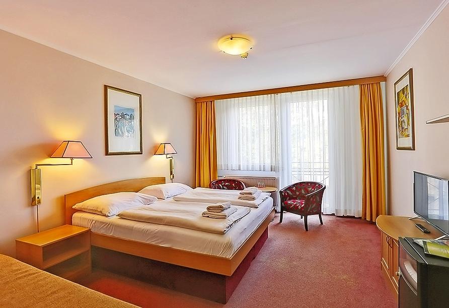 Hotel Riviera in Nová Role, Tschechien, Zimmerbeispiel