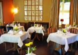 Van der Valk Parkhotel Schloss Meisdorf, Restaurant