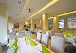 Restaurant im Erholungszentrum Zorza