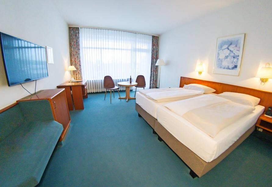 Beispiel für ein Doppelzimmer Standard