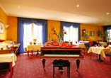 The Royal Inn Park Hotel Fasanerie in Neustrelitz, Mecklenburgische Seenplatte, Restaurant