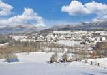 Genießen Sie die Region um Drachselsried auch im Winter.