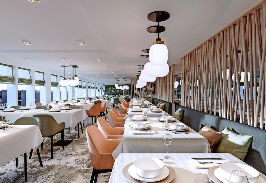 MS Antonia, Restaurant