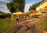 BSW Ferienhotel Lindenbach in Bad Ems, Terrasse