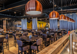 Hotel De Bonte Wever, Restaurant