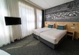 Hotel De Bonte Wever, Zimmerbeispiel