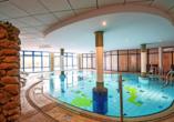 Heide Hotel Reinstorf, Hallenbad