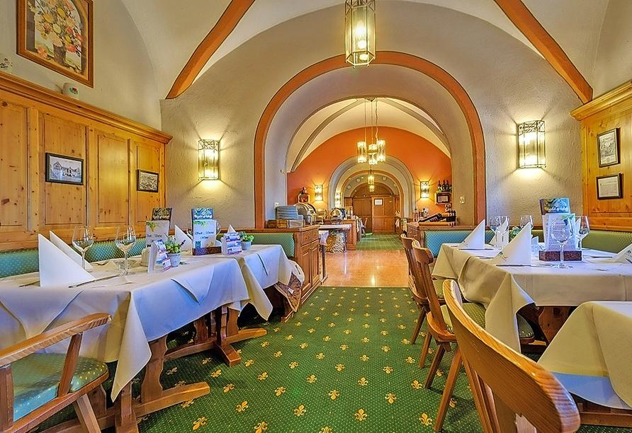 Hotel Himmelsscheibe & Schloss Nebra, Restaurant