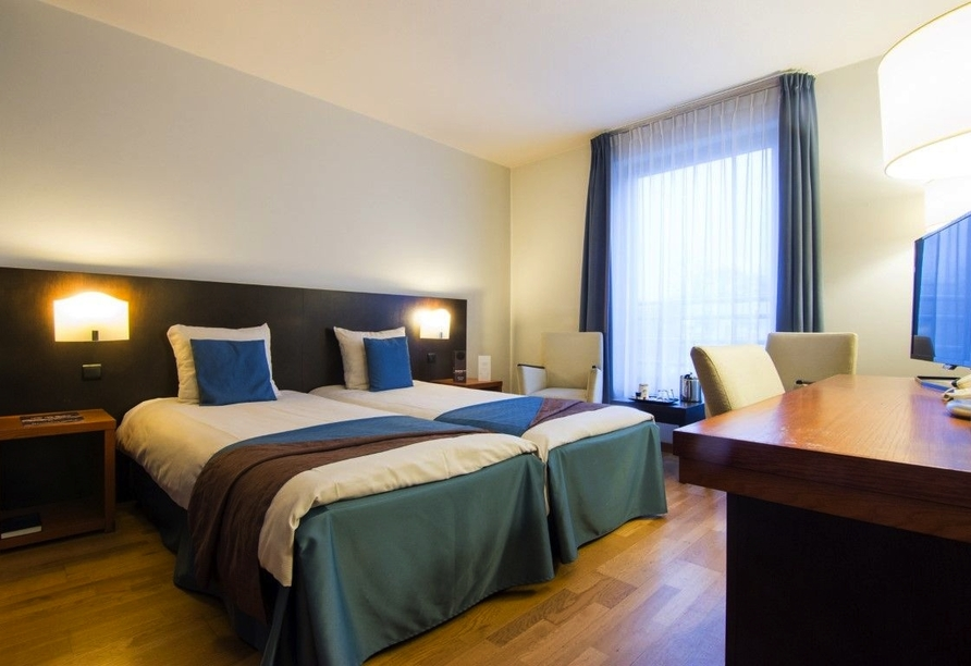 Hotel Velotel, Zimmerbeispiel