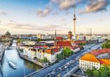 Machen Sie Ihren Trip nach Berlin unvergesslich!