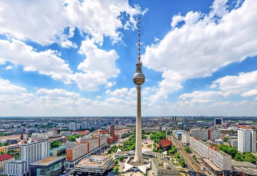 In der Hauptstadt Deutschlands gibt es viel zu entdecken!