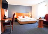 Hotel Schlosskeller in Kißlegg im Allgäu, Zimmerbeispiel