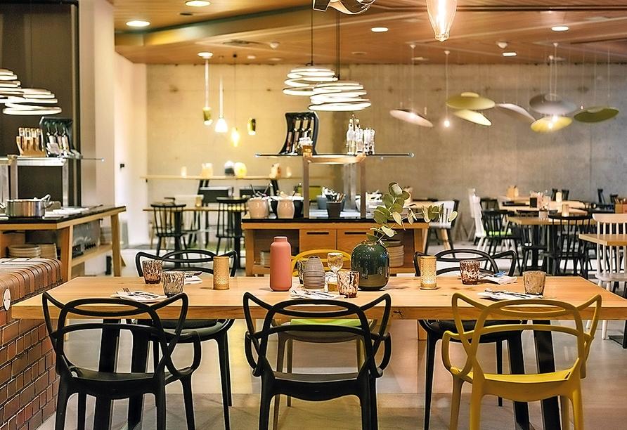 Seminaris Hotel Lüneburg, Restaurant