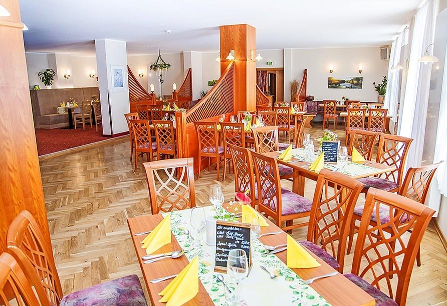 Restaurant im Waldhotel Friedrichroda