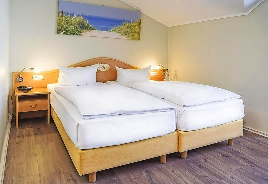 Hotel Dänischer Hof Altenholz by Tulip Inn, Zimmerbeispiel