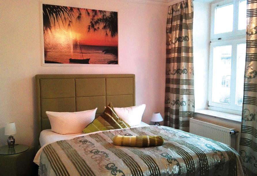 Beispiel für ein Standard Doppelzimmer