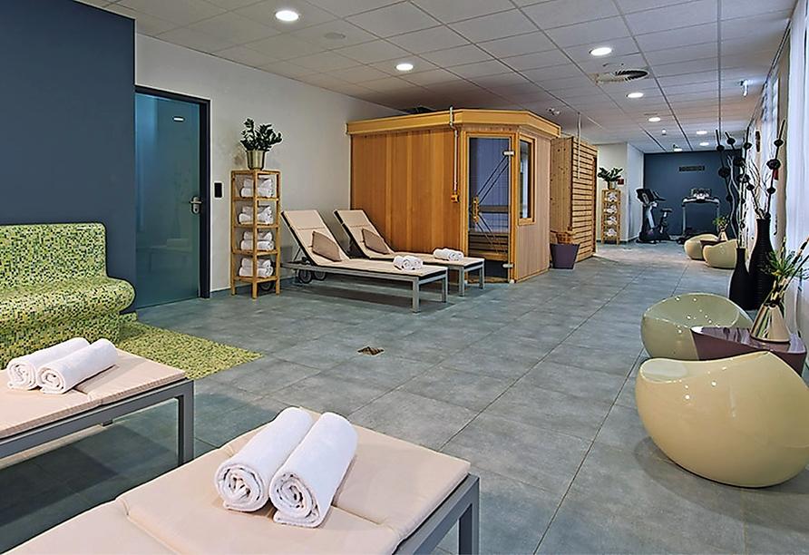 Leonardo Hotel Völklingen-Saarbrücken, Wellnessbereich