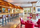 Hotelbar und Lounge im Leonardo Hotel Hamburg-Stillhorn
