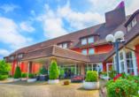 Außenansicht vom Leonardo Hotel Hamburg-Stillhorn